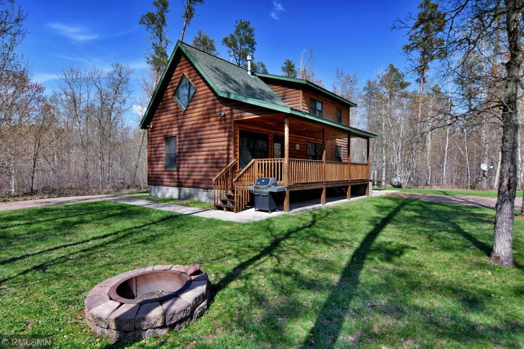 N8204 Lakeside Property Photo - Trego, WI real estate listing