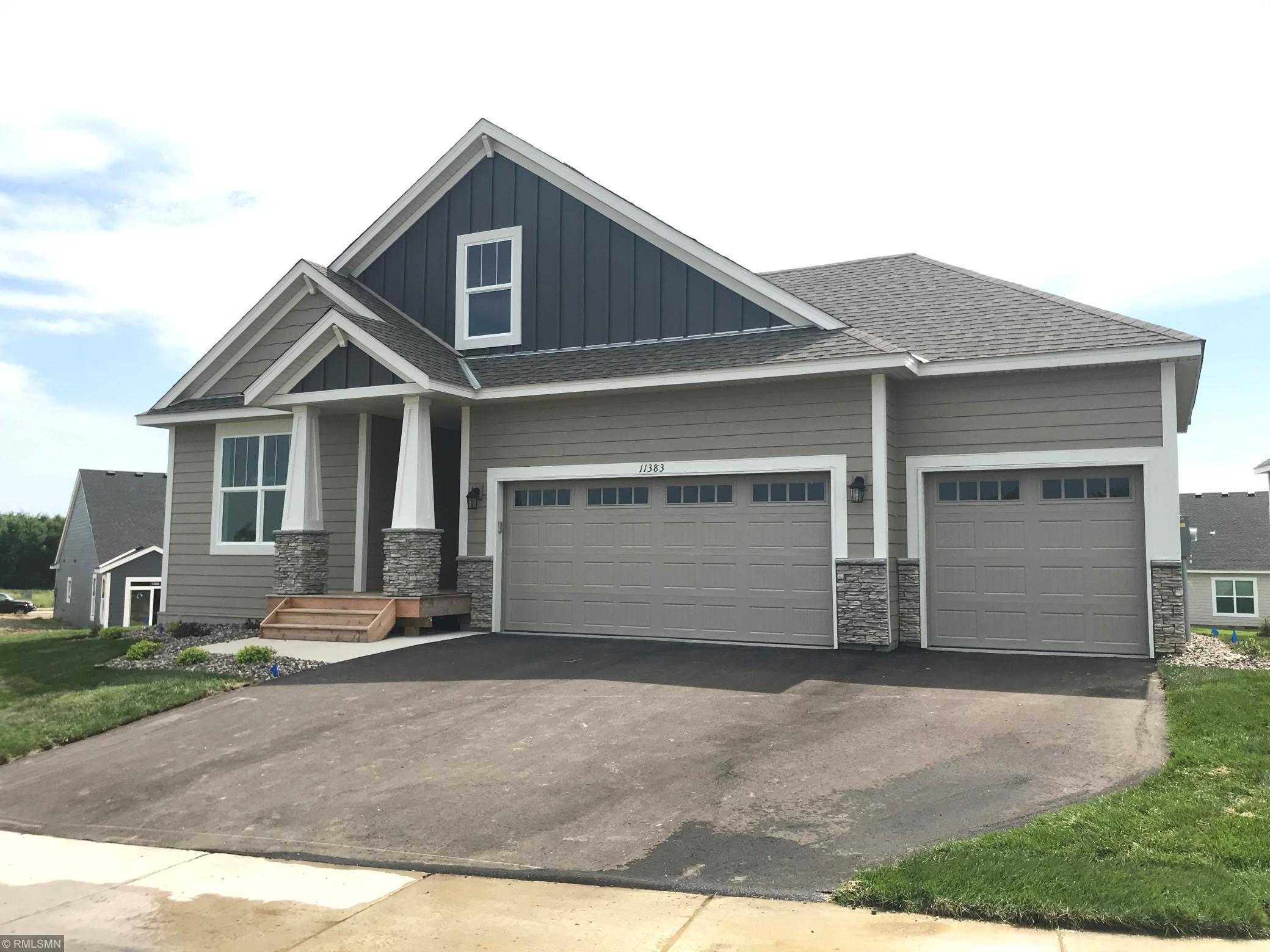11383 Lancaster Way NE Property Photo - Albertville, MN real estate listing