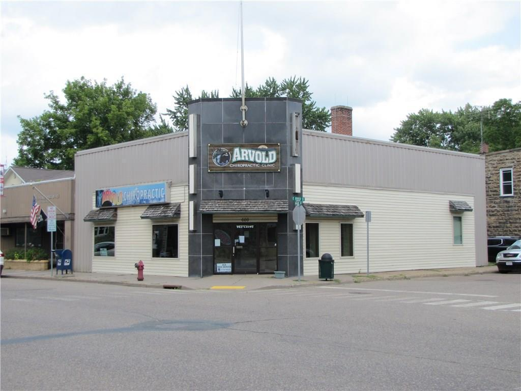 600 Main Street Property Photo - Colfax, WI real estate listing