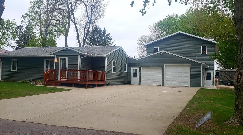 209 N Minnesota Avenue Property Photo - Okabena, MN real estate listing