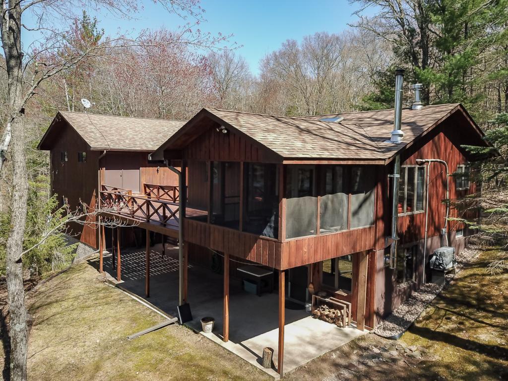 28853 Mitchell Property Photo - Danbury, WI real estate listing