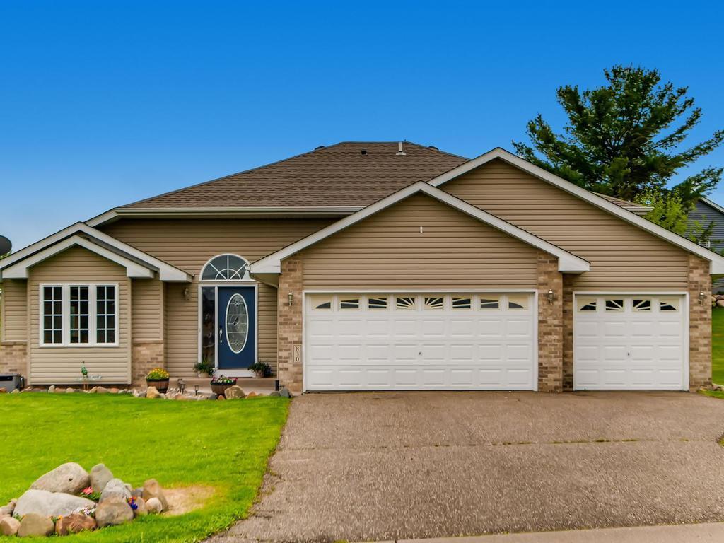 830 Juniper Property Photo - Somerset, WI real estate listing