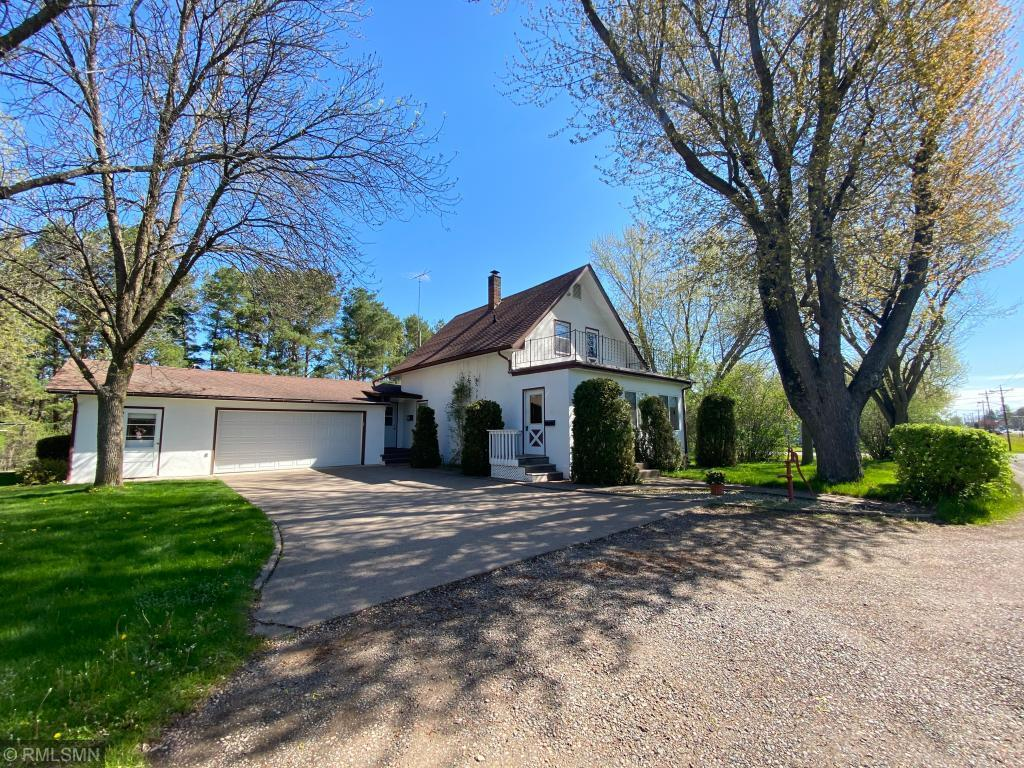 418 Railroad NW Property Photo - Mora, MN real estate listing