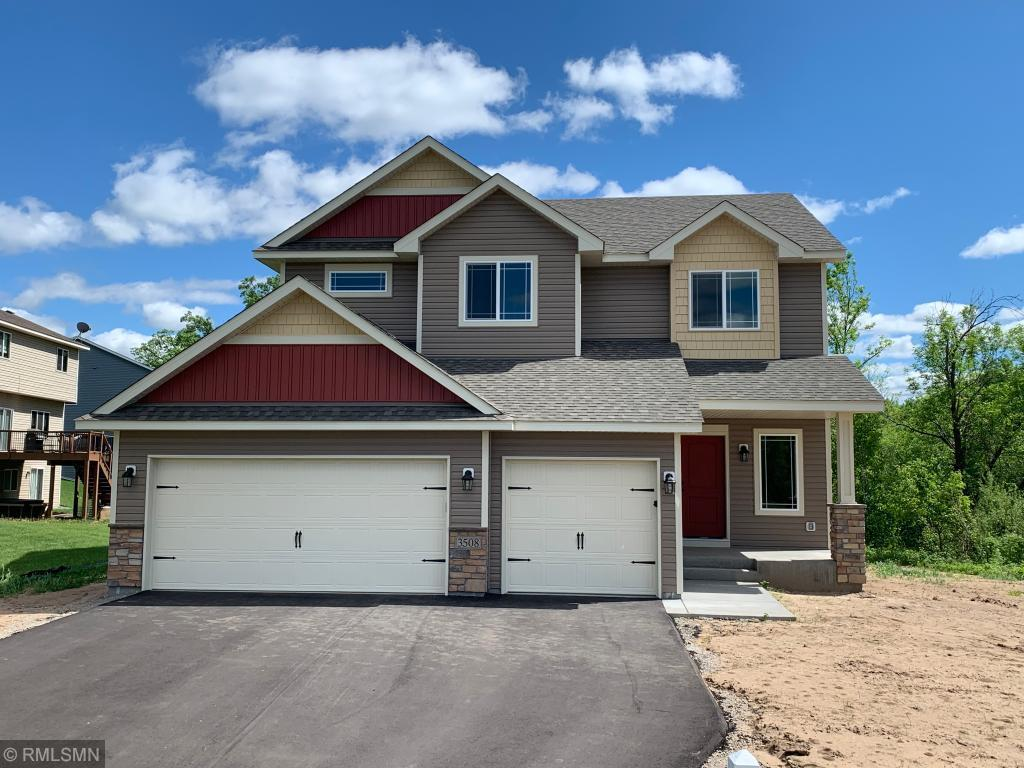 3508 235th NW Property Photo - Saint Francis, MN real estate listing