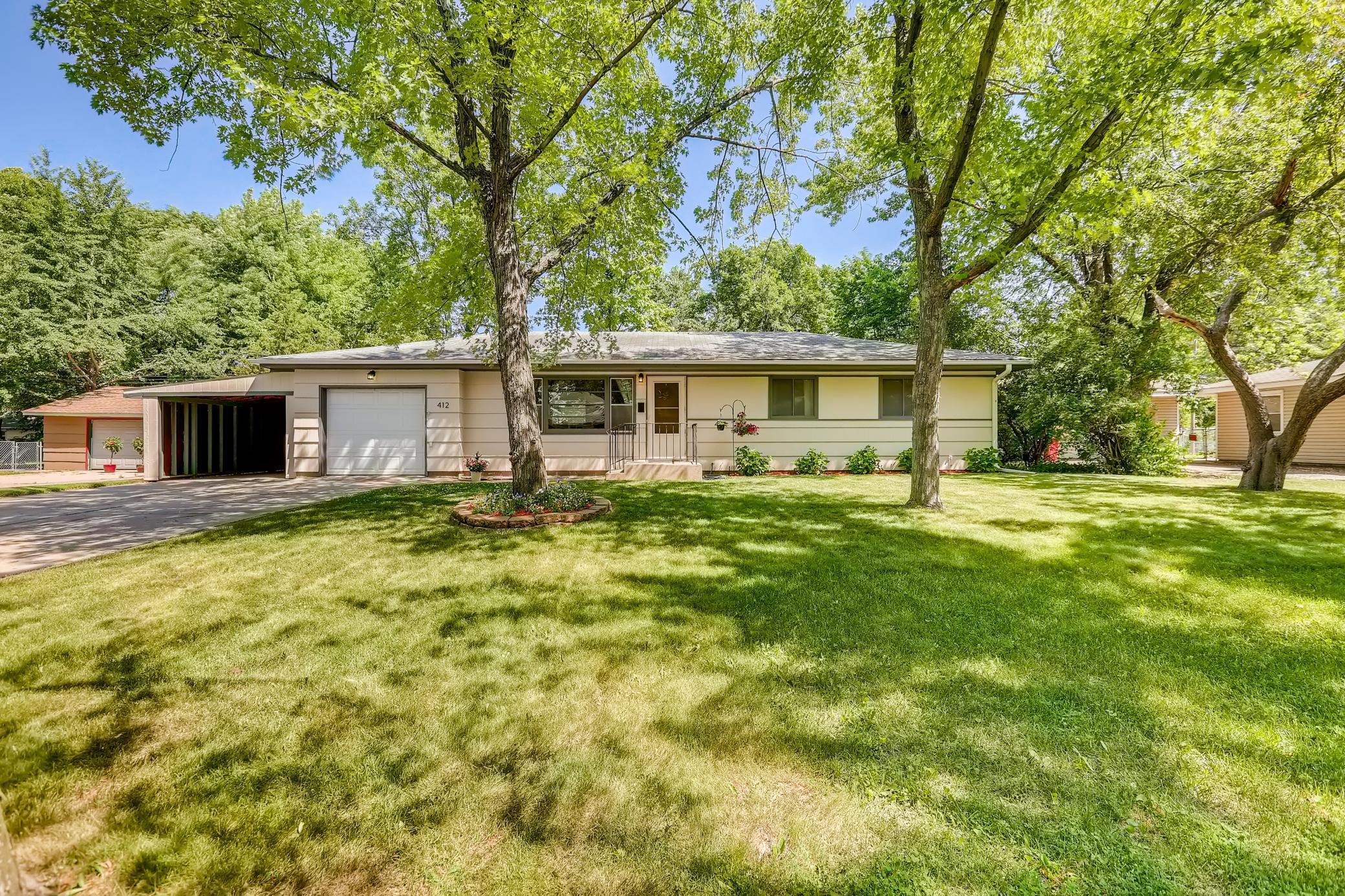 412 Portland Property Photo - Bloomington, MN real estate listing
