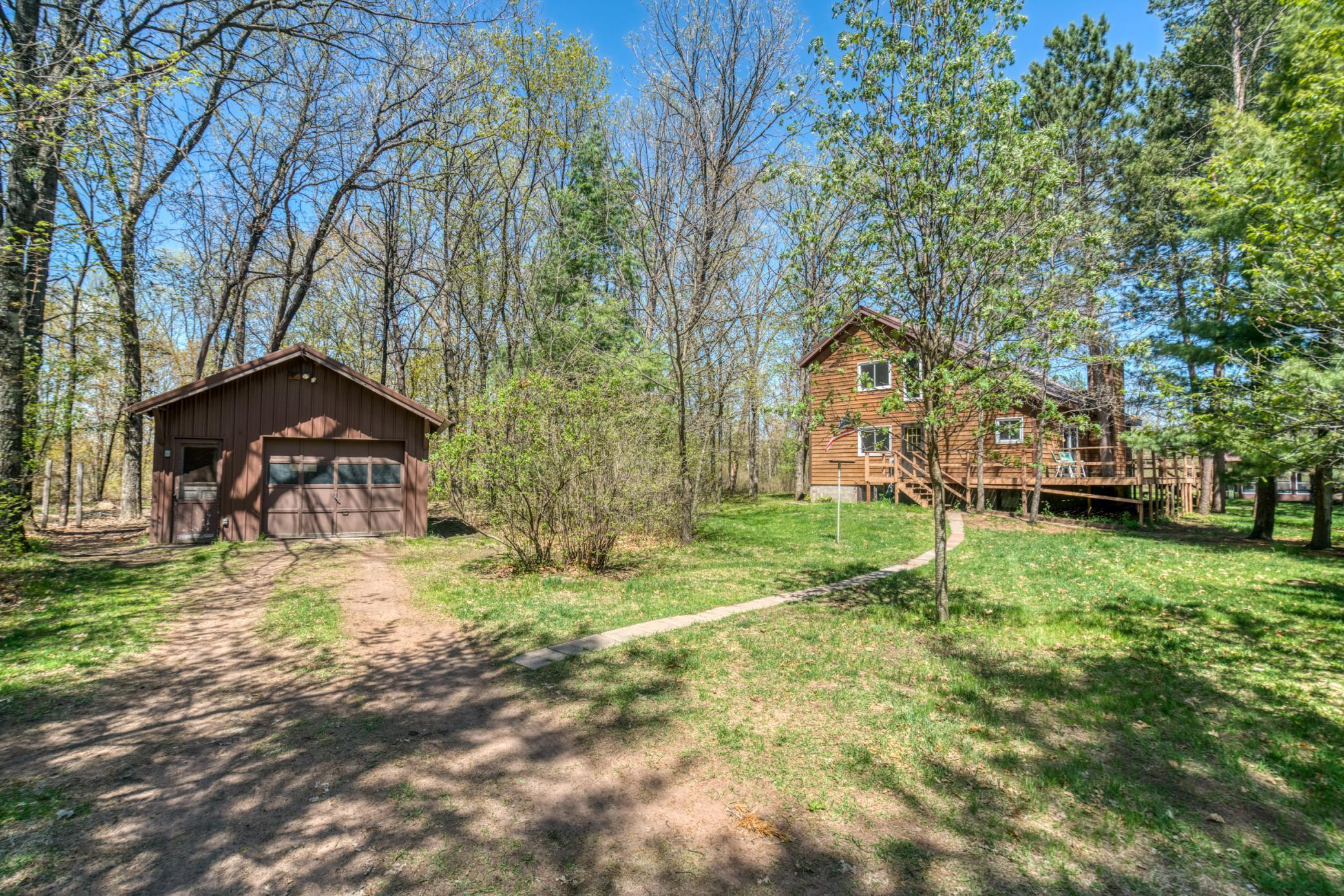 14500 Ferry Property Photo - Grantsburg, WI real estate listing