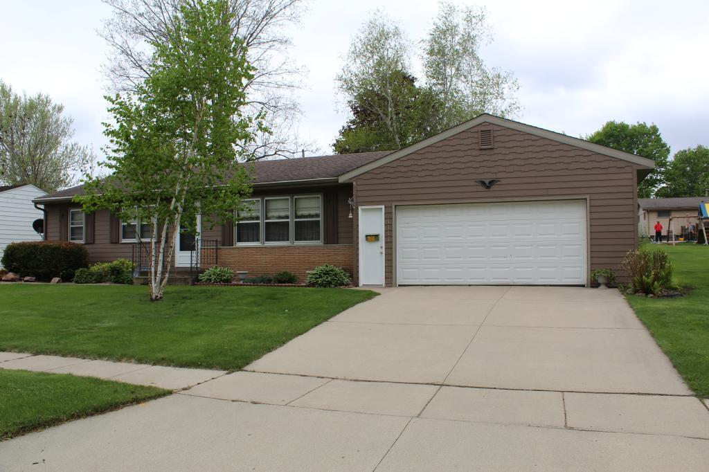 1111 N Cedar Street Property Photo - Luverne, MN real estate listing
