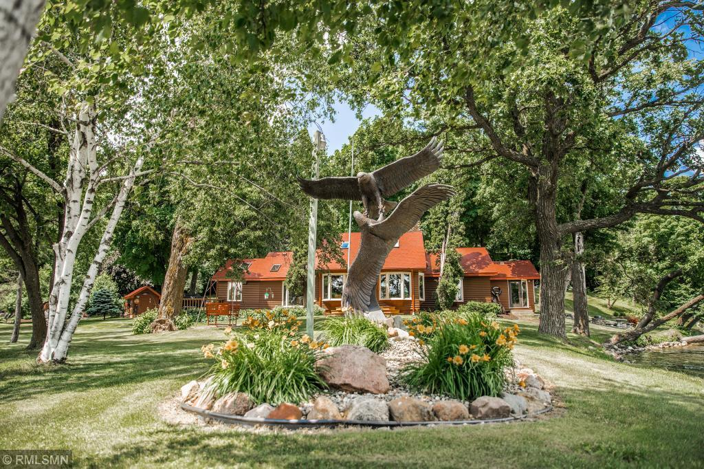10450 Alum Trail Property Photo - Grey Eagle, MN real estate listing