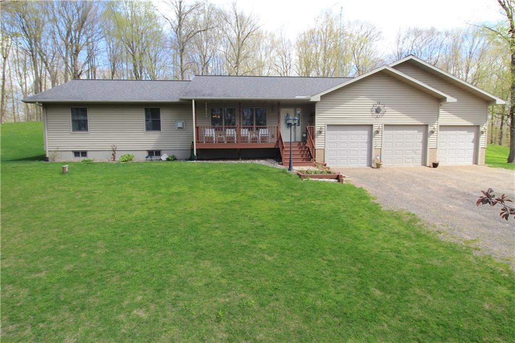 W3294 Morningside Property Photo - Long Lake Twp, WI real estate listing