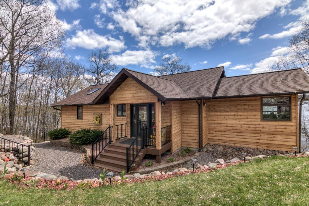 249 County Road DD Property Photo - Birchwood, WI real estate listing