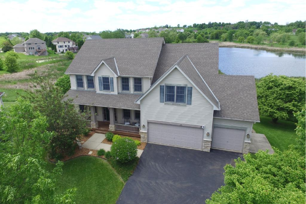 3782 Glacier Circle Property Photo - Minnetrista, MN real estate listing