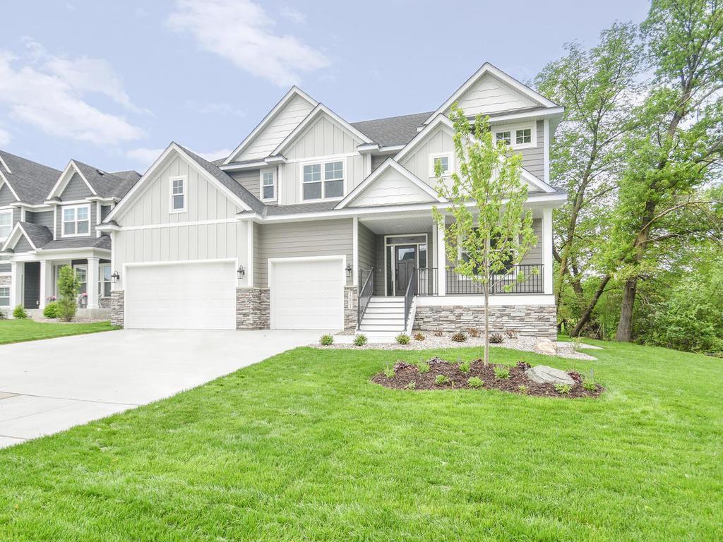 12821 Cedar Ridge Property Photo - Champlin, MN real estate listing