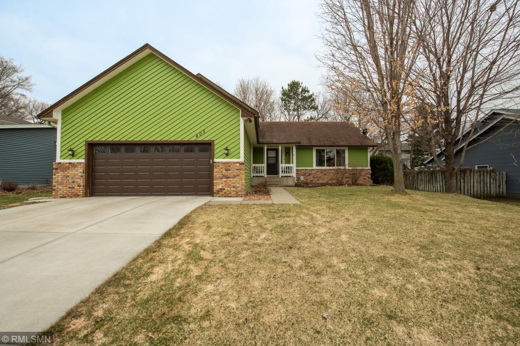 405 Interlachen Property Photo - Burnsville, MN real estate listing