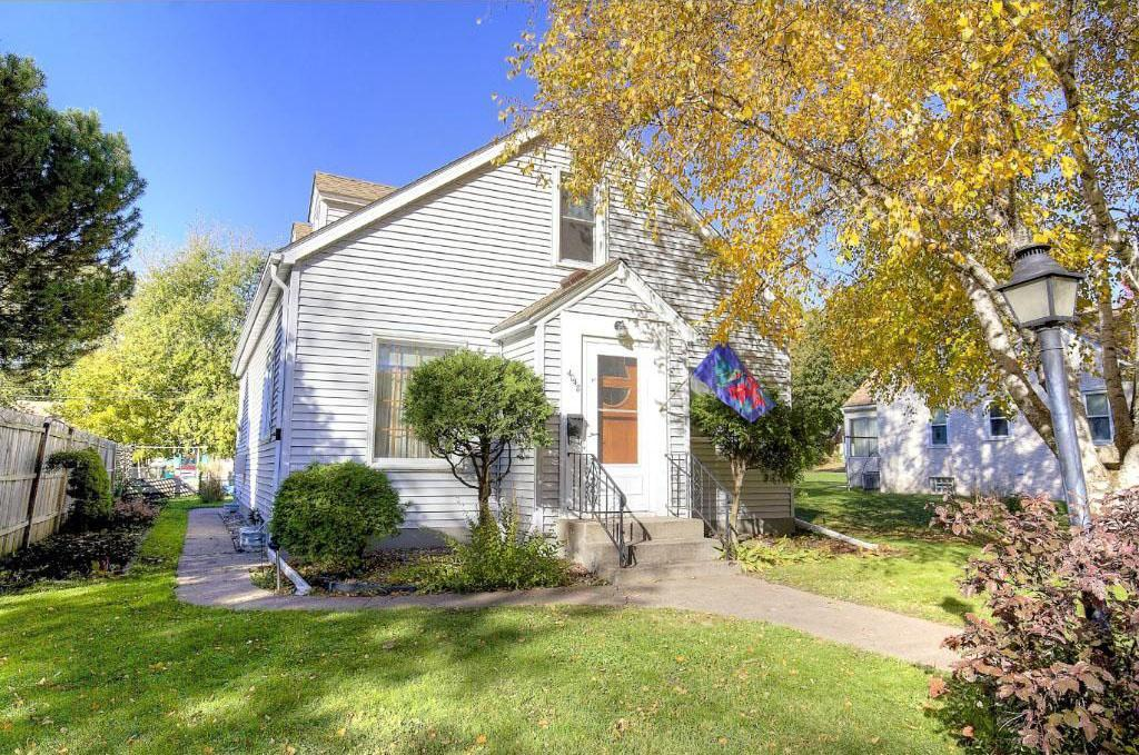 4048 Madison NE Property Photo - Columbia Heights, MN real estate listing