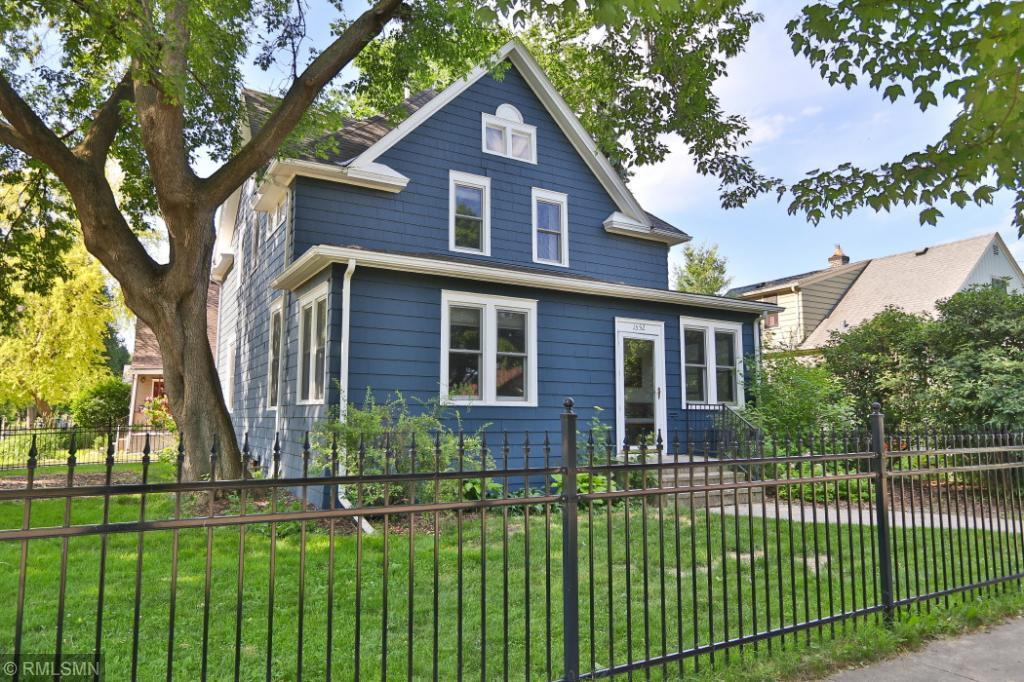 1552 Jefferson Avenue Property Photo - Saint Paul, MN real estate listing