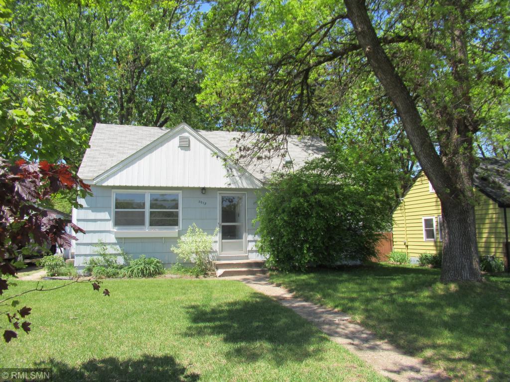 5013 Drew Avenue N Property Photo