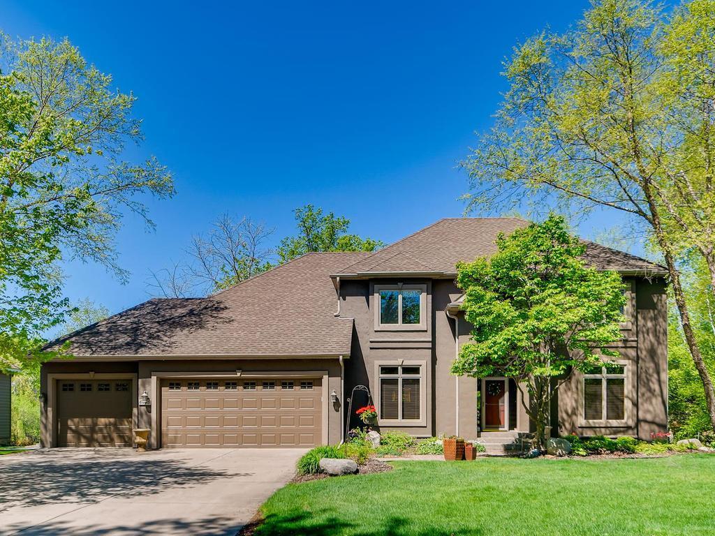 6695 Sherman Lake Property Photo - Lino Lakes, MN real estate listing