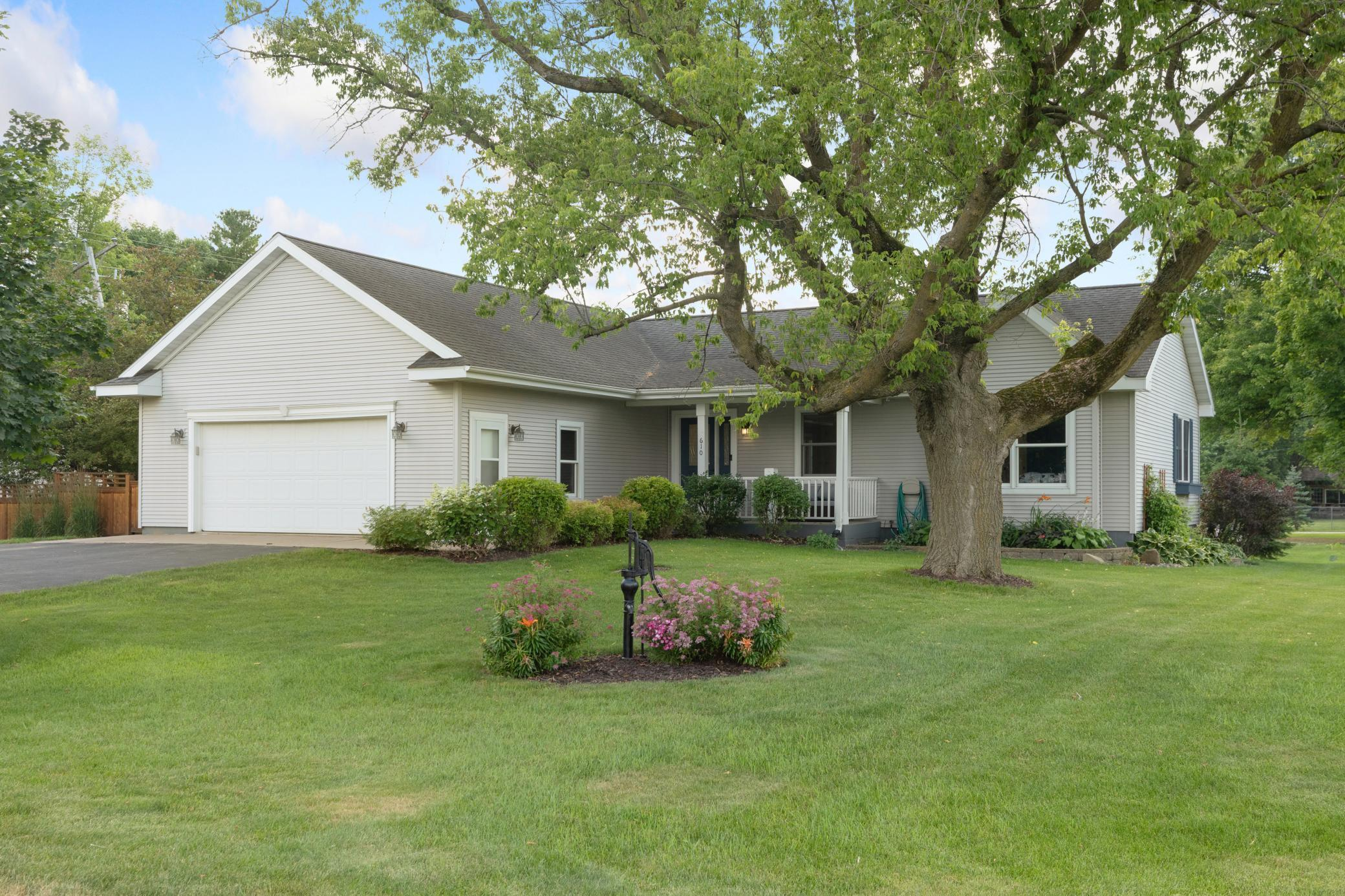 610 Ash Property Photo - Downing, WI real estate listing