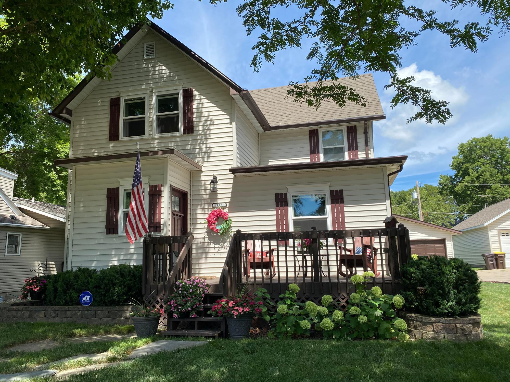 418 Woodland Property Photo - Fairmont, MN real estate listing