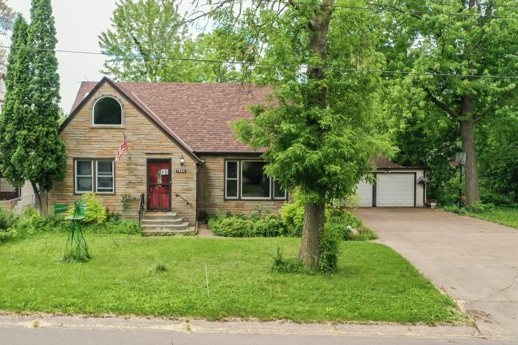 1134 44th NE Property Photo - Columbia Heights, MN real estate listing