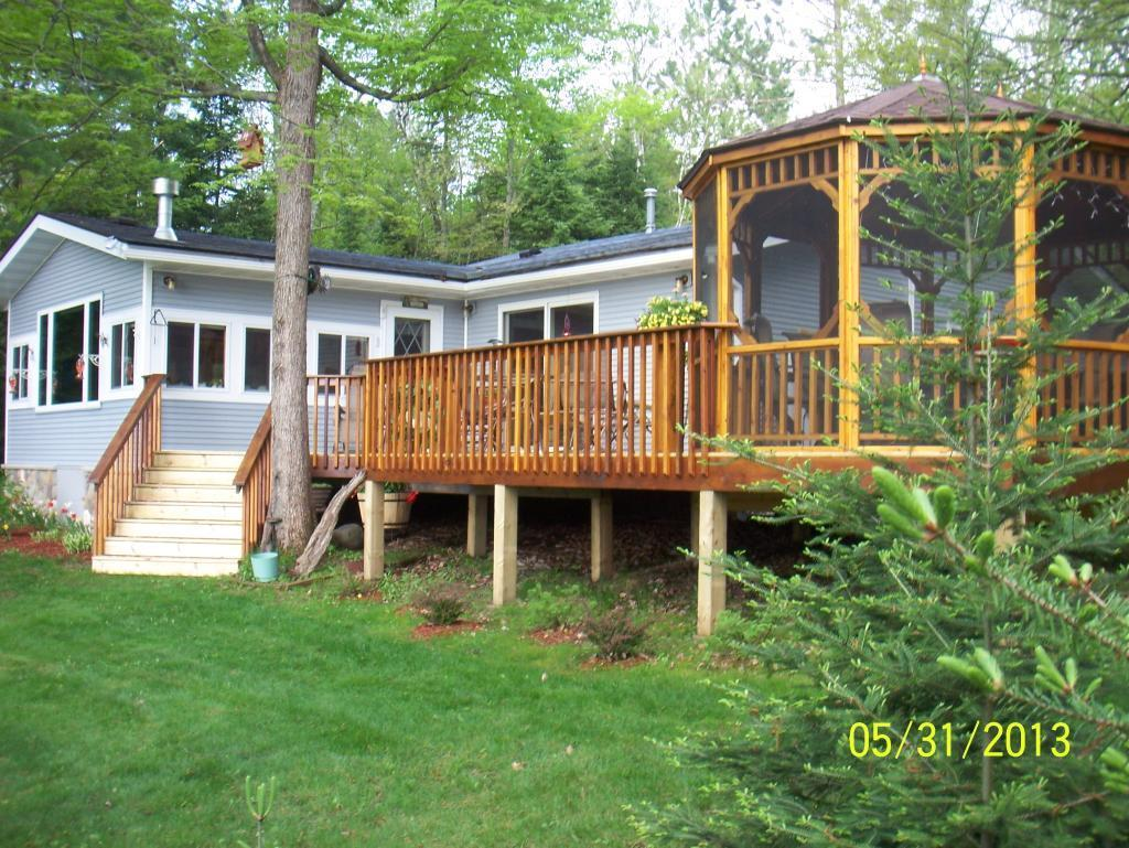 12299 Daggetts Property Photo - Hayward, WI real estate listing