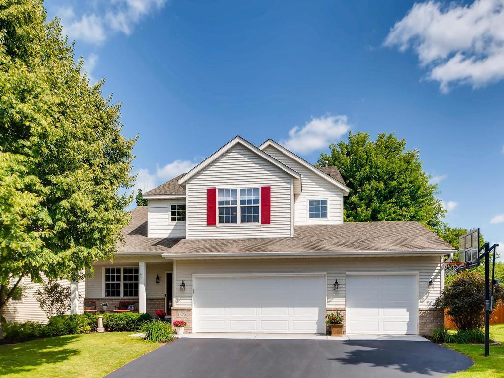 3472 Savannah Avenue Property Photo - White Bear Lake, MN real estate listing