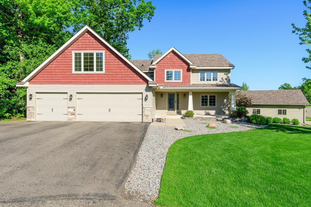 526 Elins Lake SE, Cambridge, MN 55008 - Cambridge, MN real estate listing