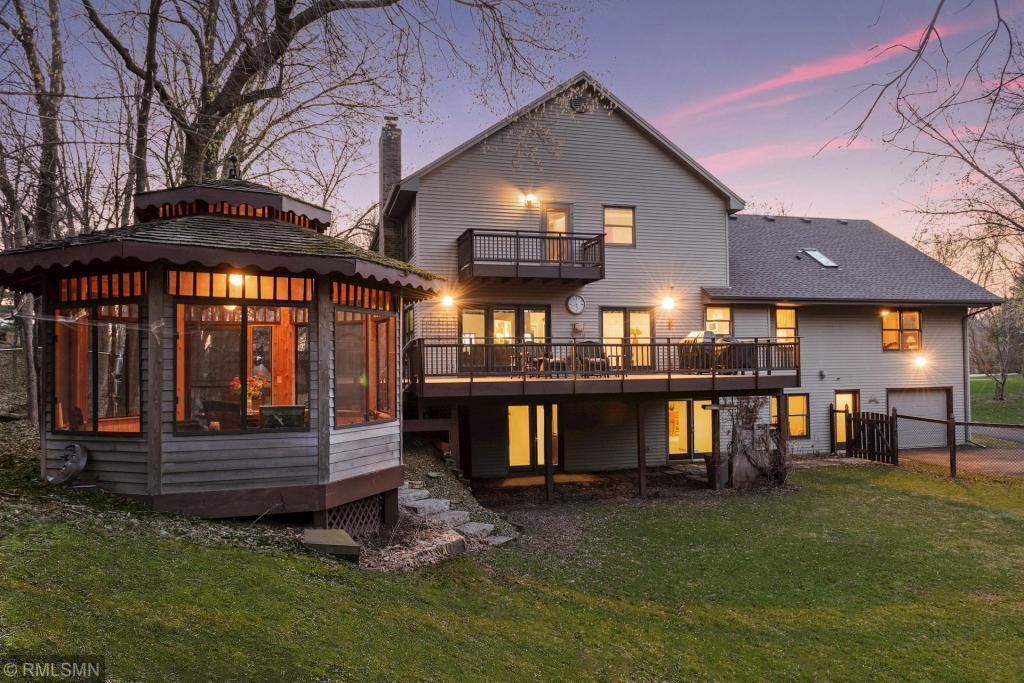 4885 Highcrest, Deephaven, MN 55331 - Deephaven, MN real estate listing