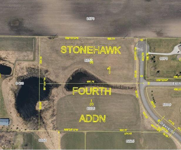 8355 Davis Property Photo - Greenfield, MN real estate listing