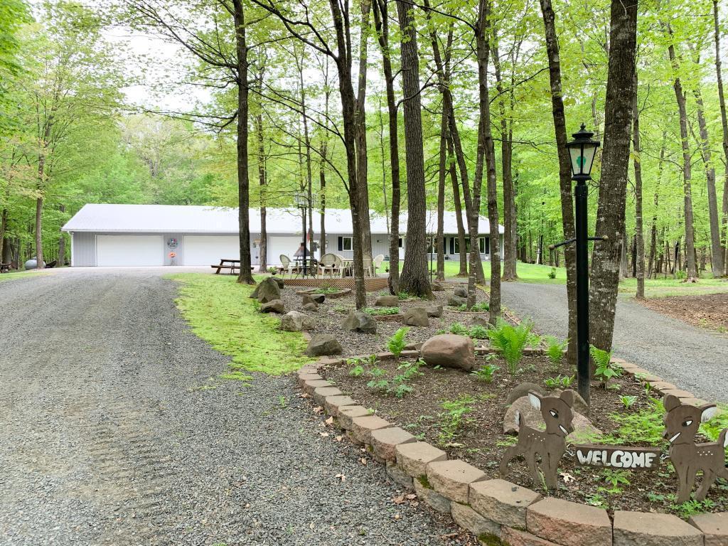 2180 E Bone Lake Lane Property Photo - Luck, WI real estate listing