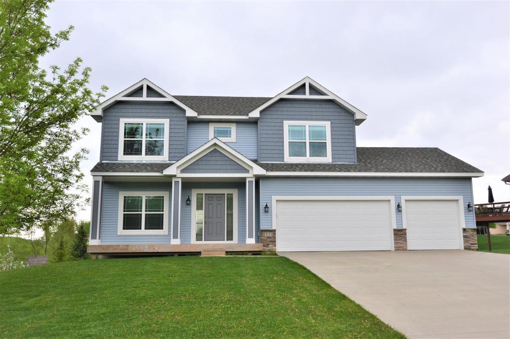 1121 Hickory NE Property Photo - Lonsdale, MN real estate listing