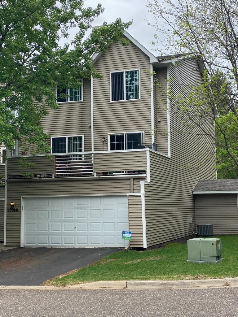 10946 Johnson Street NE Property Photo - Blaine, MN real estate listing