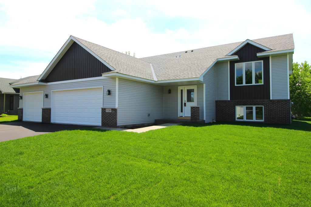 1128 243rd NE Property Photo - East Bethel, MN real estate listing