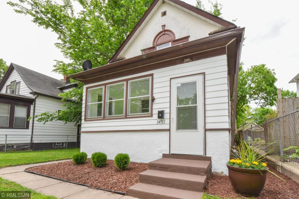 3451 Oliver Avenue N Property Photo - Minneapolis, MN real estate listing