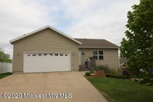 109 Andrew Drive Property Photo - Fergus Falls, MN real estate listing