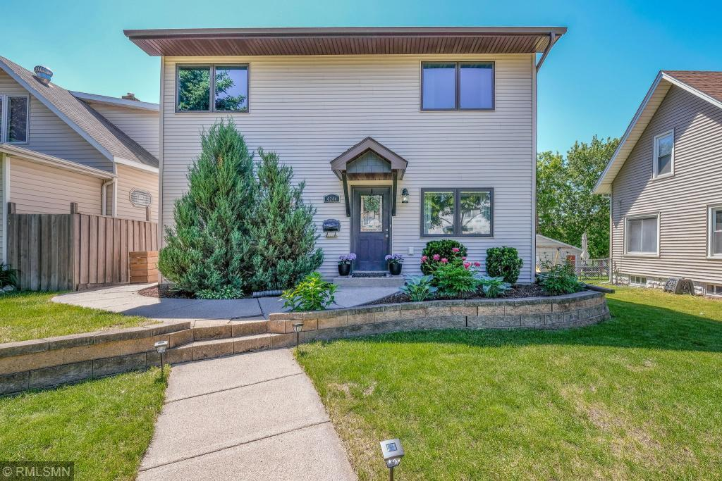 4244 Madison NE Property Photo - Columbia Heights, MN real estate listing