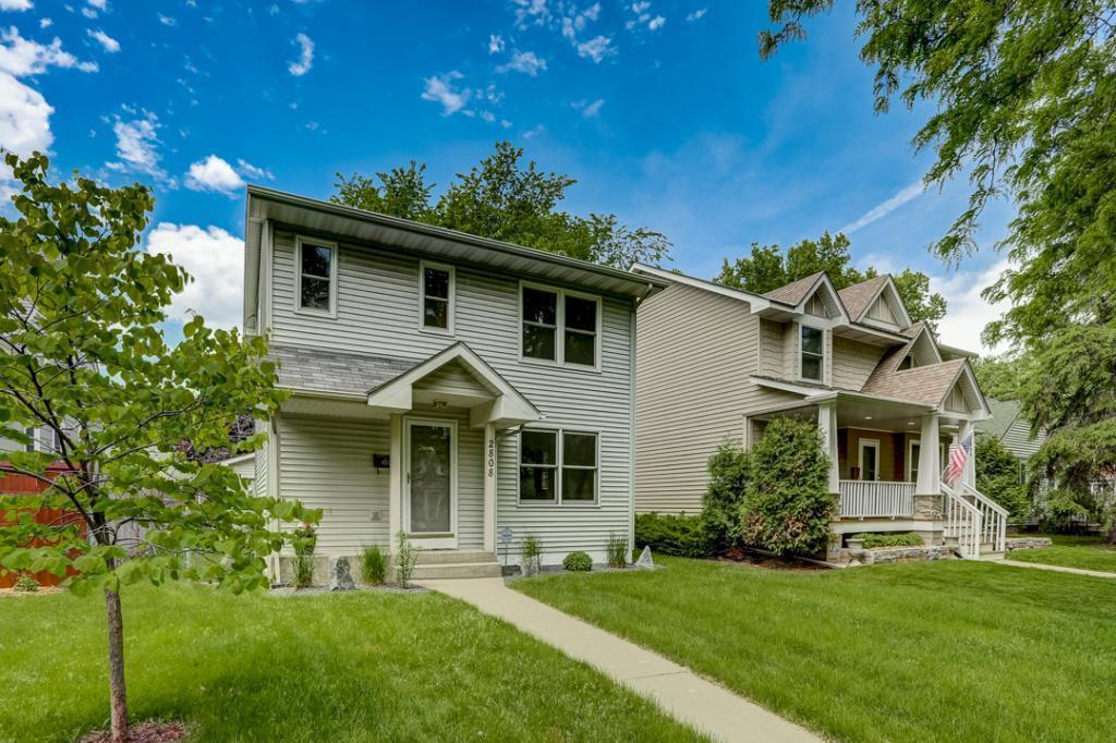 2808 Georgia Avenue S Property Photo - Saint Louis Park, MN real estate listing