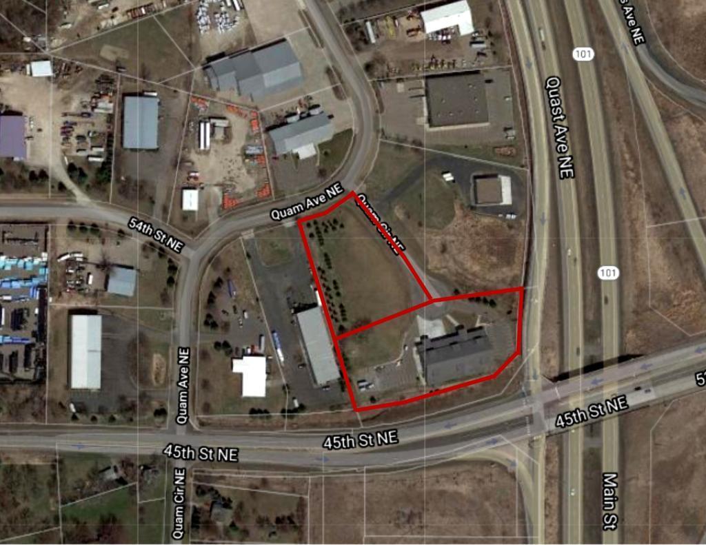5358 Quam Circle NE Property Photo - Saint Michael, MN real estate listing