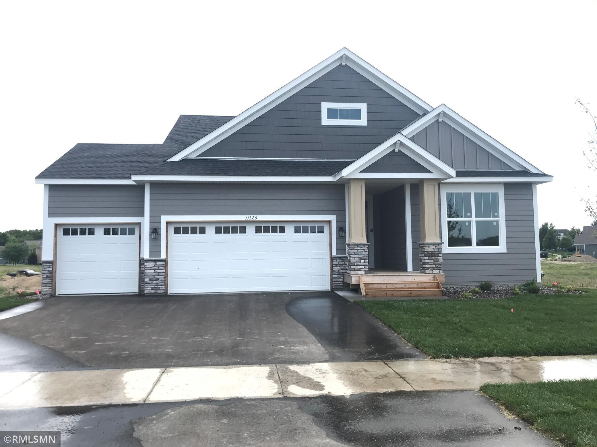 11325 Lancaster Way NE Property Photo - Albertville, MN real estate listing