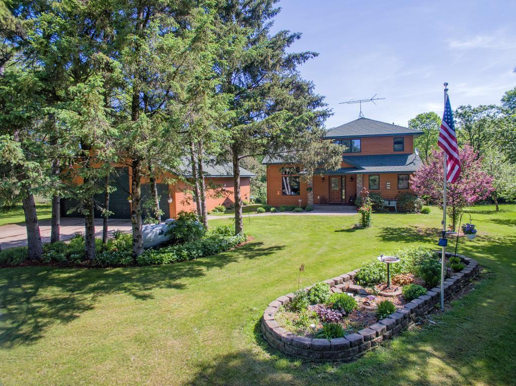 9045 Maple Shores Drive Property Photo - Pine City, MN real estate listing