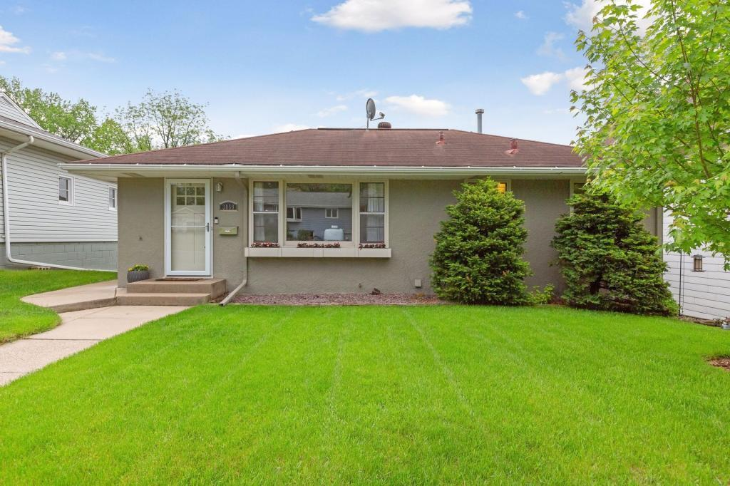 3859 Tyler NE Property Photo - Columbia Heights, MN real estate listing