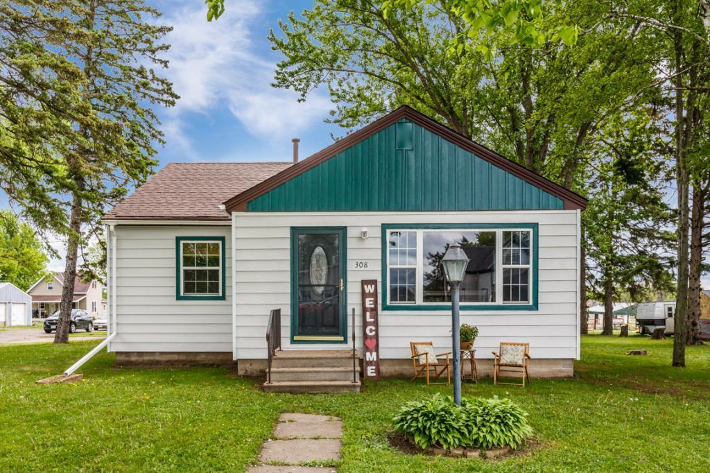 308 Oak Property Photo - Grasston, MN real estate listing