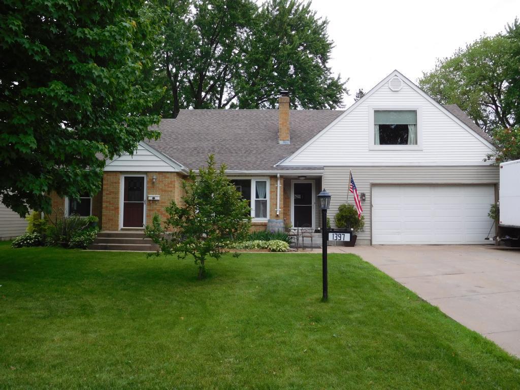 1397 Belmont Lane W Property Photo - Roseville, MN real estate listing
