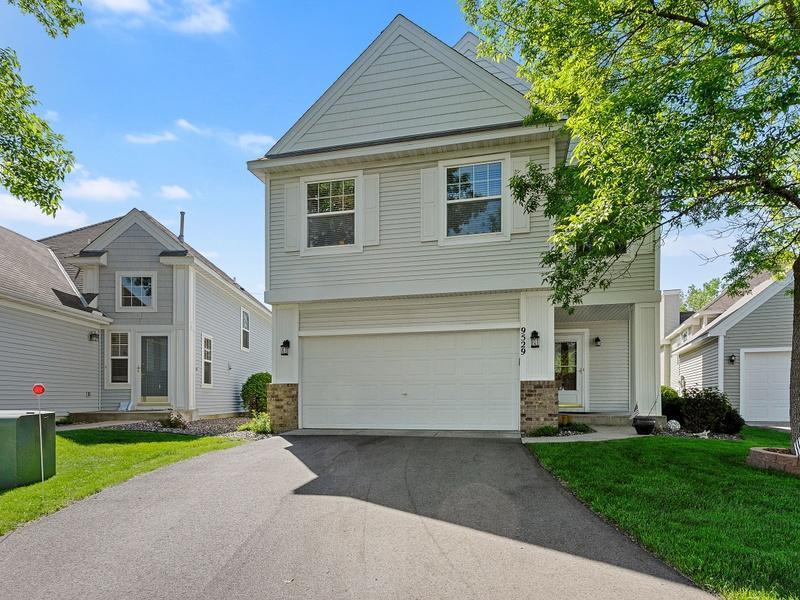 9529 Alvarado N Property Photo - Maple Grove, MN real estate listing