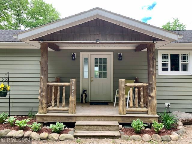 7055 Lake Camile Property Photo - Randall, MN real estate listing