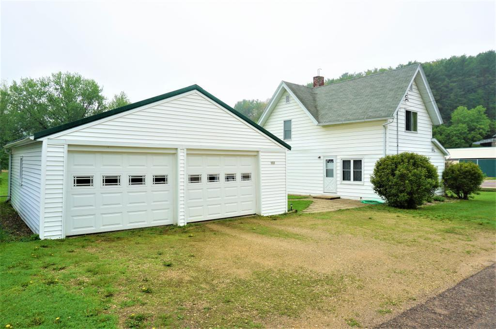 133 Oak Property Photo - Plum City, WI real estate listing