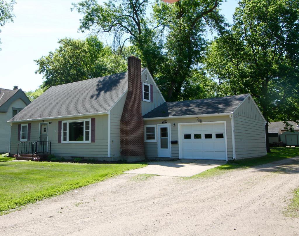 107 Dakota Property Photo - Atwater, MN real estate listing