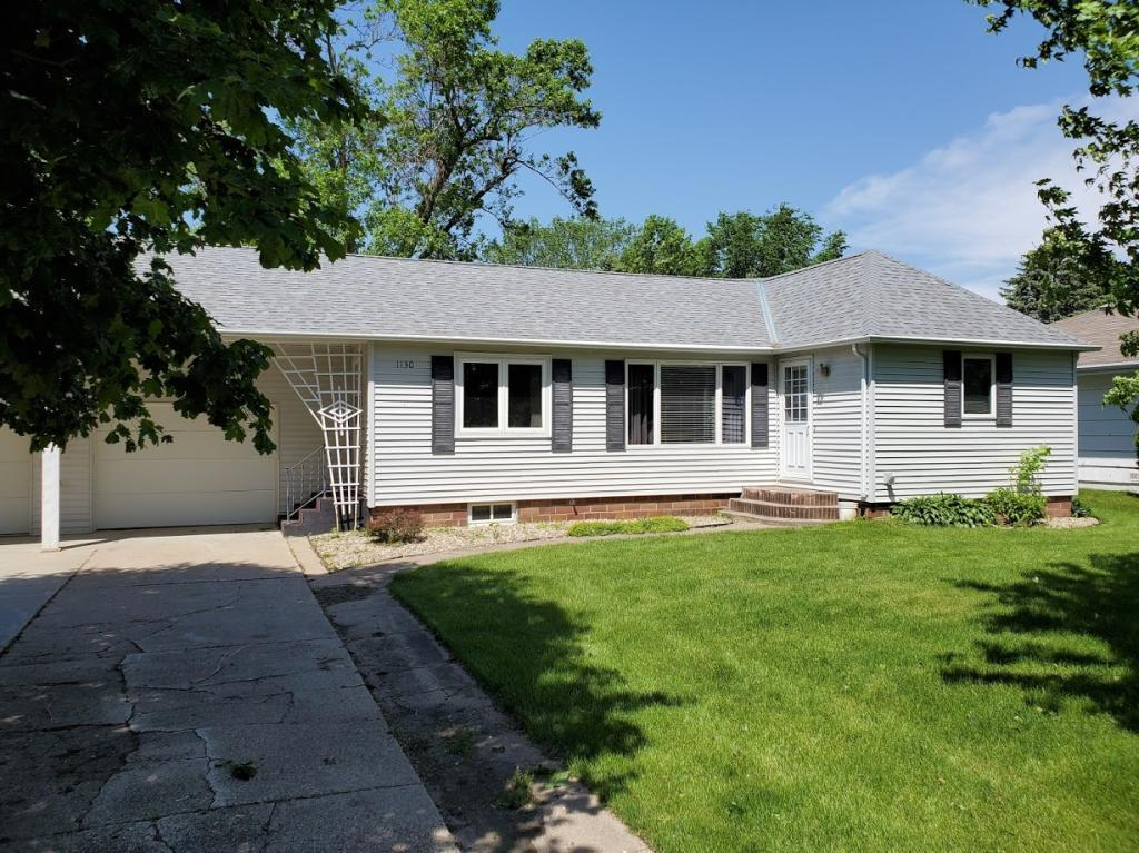 1130 1st Property Photo - Westbrook, MN real estate listing