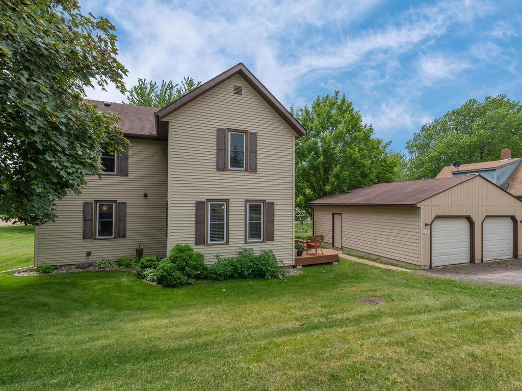 411 Hill Street W Property Photo - Norwood Young America, MN real estate listing