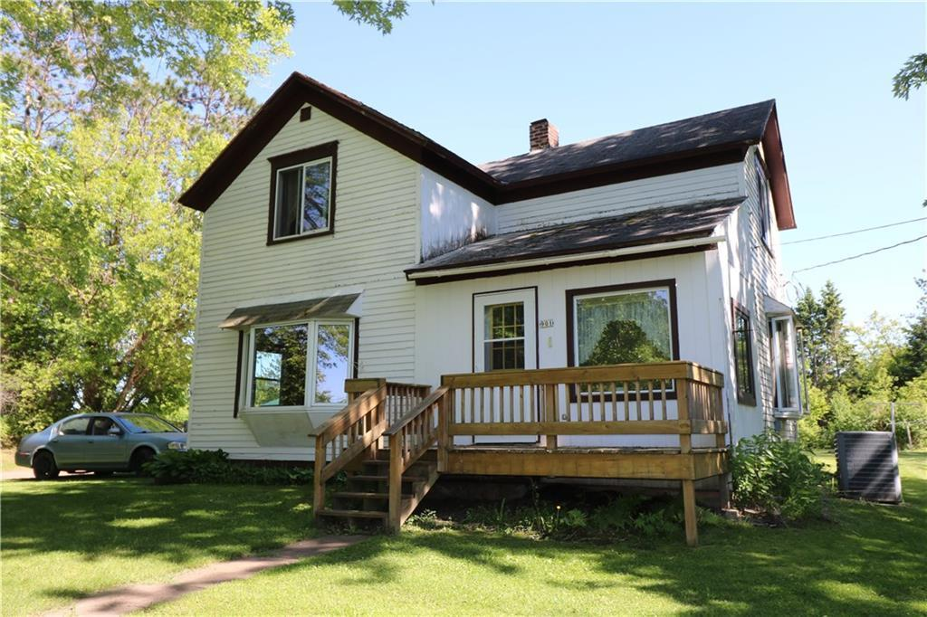 901 Berdan Property Photo - Cumberland, WI real estate listing